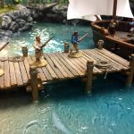 Pirate Cove Dock